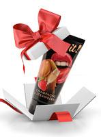 гель Lick-it в подарок