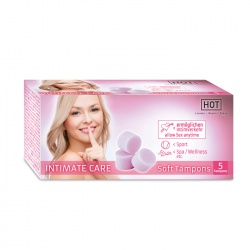 Фото HOT Тампоны HOT Intimate Care Tampons
