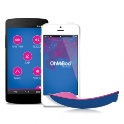 Вибро трусики Вибротрусики OhMiBod - blueMotion App Controlled