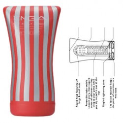 Tenga Мастурбатор Tenga Soft Tube Cup