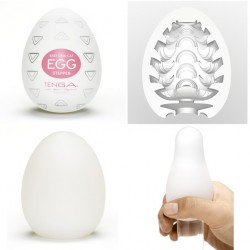 Вагины, мастурбаторы Мастурбатор Tenga  Egg Stepper