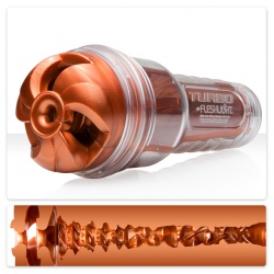 Fleshlight Мастурбатор  Fleshlight - Turbo Thrust Copper