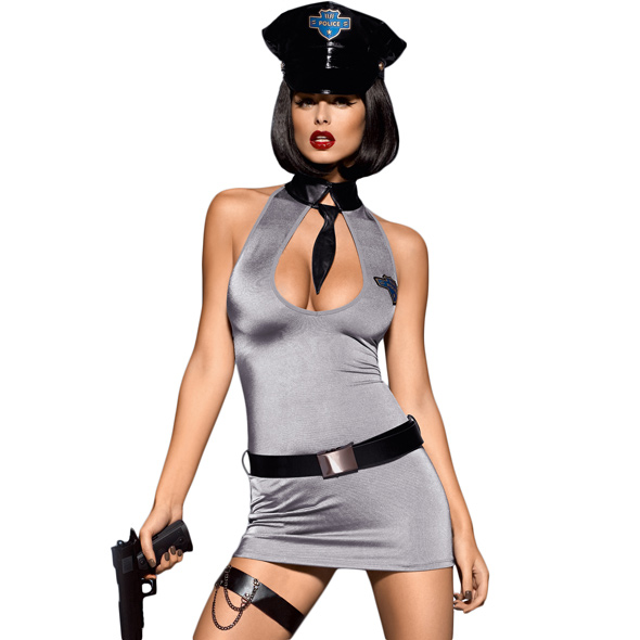 Секс костюм полицейская