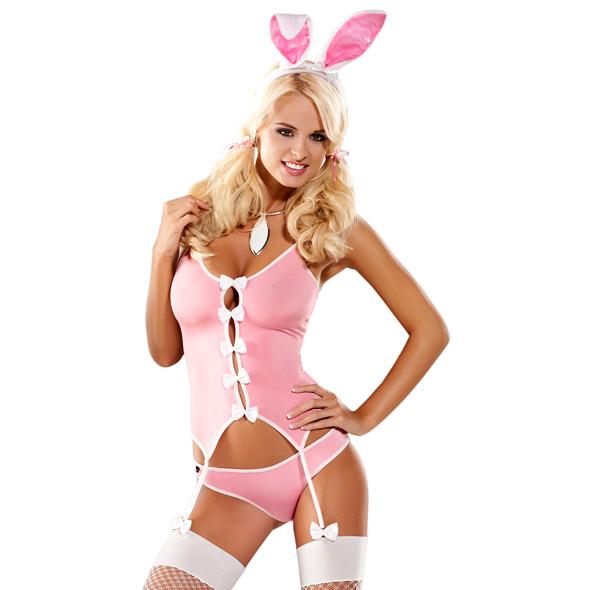 секс в костюме кролик