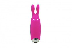 Минивибраторы Минивибратор Adrien Lastic Pocket Vibe Rabbit Pink