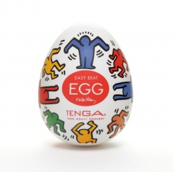 Tenga Мастурбатор Tenga Keith Haring EGG Dance